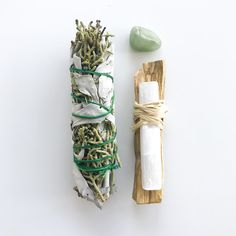 Abundance Kit w/ Juniper & Sage **Holiday Bundle** Wicca, Magick, Witchcraft, Sage Smudging, White Sage Smudge, Cleanse Me, Seed Paper, Morning Ritual, Smudge Sticks