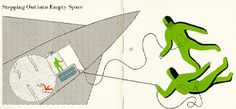 Marie Neurath. Speeding Into Space (1954)