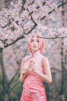 Cosplay Anime Costume So cute Haruno Sakura cosplay Kawaii Cosplay, Cosplay Anime, Naruto Cosplay, Marvel Cosplay, Couples Cosplay, Cosplay Outfits, Cosplay Girls, Cosplay Style, Cosplay Ideas