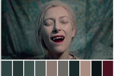 Only Lovers Left Alive colorpalettecinema