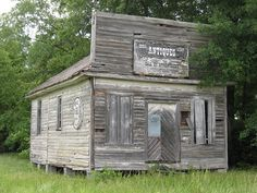 Old Store Clover SC by POsrUs, via Flickr