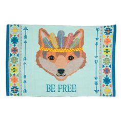 https://www.sassandbelle.co.uk/Be Free Fox Animal Adventure Rug