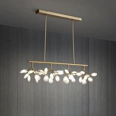 Wood Chandelier, Dining Room Design, Home Lighting, Modern Chandelier, Dining Room Light Fixtures, Dining Room Remodel, Light Fixtures, Chandelier, Modern Dining Room