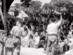 Vrouweninterneringskamp Tjideng op Java - YouTube