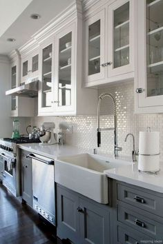 Cabinet Ideas - CHECK THE PICTURE for Various Kitchen Cabinet Ideas. 85363542 #cabinets #kitchenisland