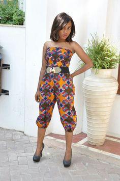 Kiki's Fashion #kitenge #fashion