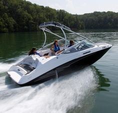 Yamaha AR190 - This boat is perfect for our large family! It was the best value too! They thought of everything when designing the layout and function.