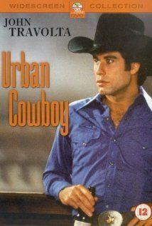 Ok if I'm going to start pinning guilty pleasures, Urban Cowboy is THE ultimate guilty pleasure. How an Italian actor from New Jersey pulls off this role is beyond me but dammit, he pulls it off! And being from Houston myself, I was able to visit Gilley's via a third grade field trip! ;)