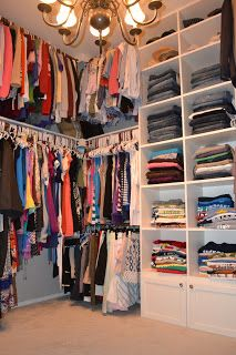 We Can Now Say Our Closet Is Complete And, We Love It! Itu0027s So