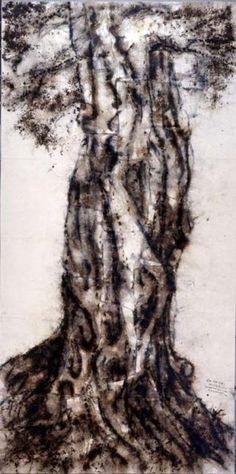 Gunpowder Art - Same Word, Same Seed, Same Root | Cai Guo-Qiang