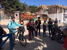 El deporte a través de Regatas,Ciclismo y Otros Deportes en Pichidangui