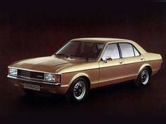 Ford Granada Mk1 - 1972–1977