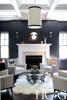 Living Room Quartet modern small living room design split level house floor plans