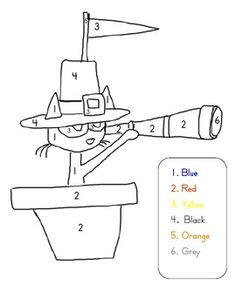 Use this free printable to see what children have learned