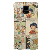 Spike Comic Kid's Samsung Galaxy Note 4 Case