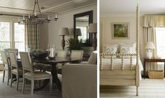 Looking Up:  10 Tricks for Making Your Ceiling Look Higher