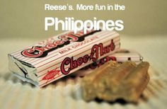 Yummy chocnut and hany! Yes Philippines! Halo Halo, Nut Recipes, Filipino Recipes, Filipino Food, I Want To Eat, Chor, How To Make Chocolate, Pinoy, Street Food