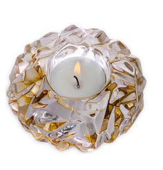 Designer Gold Amber Art Glass Candle Votive, sharing luxury designer home decor inspirations and ideas for beautiful living rooms, dinning rooms, bedrooms & bathrooms inc furniture, chandeliers, table lamps, mirrors, art, vases, pillows & accessories courtesy of InStyle Decor Beverly Hills enjoy & happy pinning