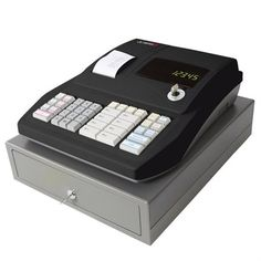 cajasregistradoras.com también disponible en nuestra web x solo 89€ IVA y Envio incluidos. En color negro y blanco.