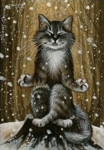 Ideas For Funny Christmas Animals Kittens Christmas Kitten, Christmas Animals, Christmas Humor, Funny Cats, Funny Animals, Cute Animals, Cool Cats, I Love Cats, Funny Christmas Pictures