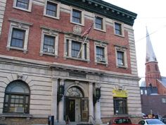 108th Police Precinct Building, Hunters Point, Queens
