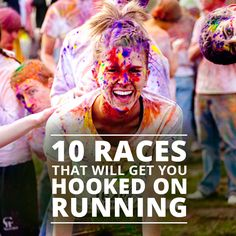 10 Races That Will get You Hooked on Running!  #running #5Kraces #runner