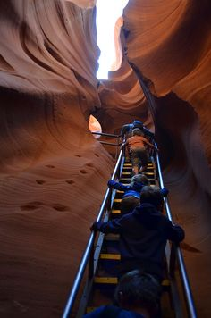 Our top 3 things to do in Page, Arizona – Horseshoe Bend, Lower Antelope Canyon, Rafting the Colorado
