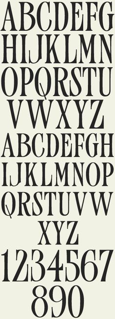A serious Roman font inspired by era sign painter Alf Becker. Features beautifully balanced strokes courtesy of Dave Smith.