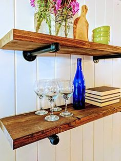 8 best floating shelves images floating shelves wall mounted rh pinterest com