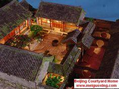 Beijing_Courtyard_Home. andrew's dream home.