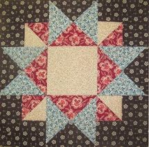 THREADS OF MEMORY: BLOCK 1.  link to Civil War sampler blocks
