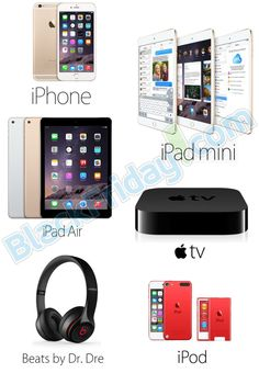 Apple Black Friday 2014 Ad ★ Shop and ship with #borderlinx ★
