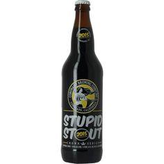 Coronado Stupid Stout - Bière Imperial Stout américaine
