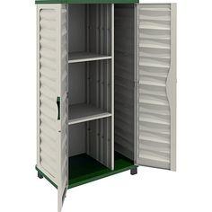 Starplast Garden Storage Cabinet Biege