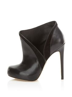 perfect black booties, are expensive even on sale.... $258 o.O