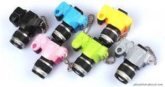 Plastic Camera LED Keychain Wholesale Yiwu China