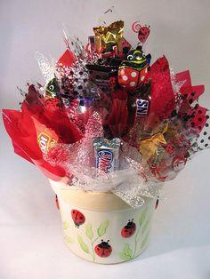 Mini bar bouquet