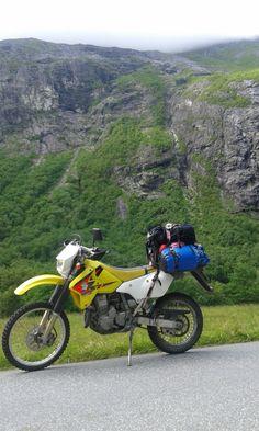 Drz400s Norway .
