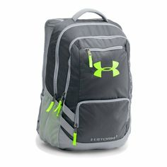 def804f1ed Under Armour UA Storm Hustle II Backpack One Size STEALTH GRAY 1263964-008  #UnderArmour #Backpack