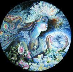 Josephine Wall: Princess of Light