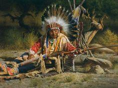 IndiansCraft: Comanches: la guerra de las rocosas V