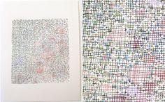 Patterns, Artist Study, Resources for Art Students , with thanks to Artist Emily Barletta CAPI ::: Create Art Portfolio Ideas at milliande.com , Art School Portfolio Works