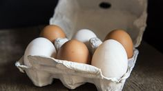 Eggs: Breaking out of the breakfast shell