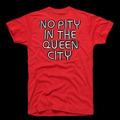 No Pity in the Queen City