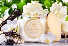 694363e61 VANILLA CREPE - Every soy candle has $10 to $5000 worth of jewelry – Charmed  Aroma