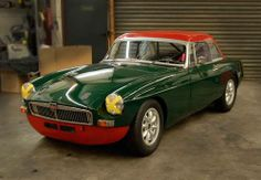 1964 MGB CIRCUIT RACE CAR with FIA HTP papers