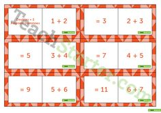 Double +1 – Addition Dominoes Teaching Resource