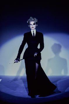 Mugler Spring 1997 Couture Fashion Show - Eva Herzigova