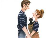 La clave de las relaciones felices y de las parejas duraderas está en encontrar a alguien con quien aburrirse, sea divertido.