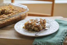 GF Apple Cinnamon Muesli Breakfast Bake
